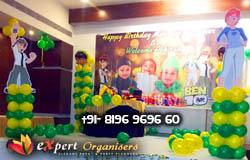 Expert Birthday Planners Chandigarh Balloons Decorators Chandigarh