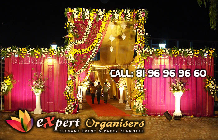Expert flower decorators chandigarh theme decorators wedding flower decoration ropar for Decoration image