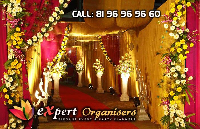 Expert flower decorators chandigarh theme decorators wedding flower decorators in mohali kharar junglespirit Choice Image