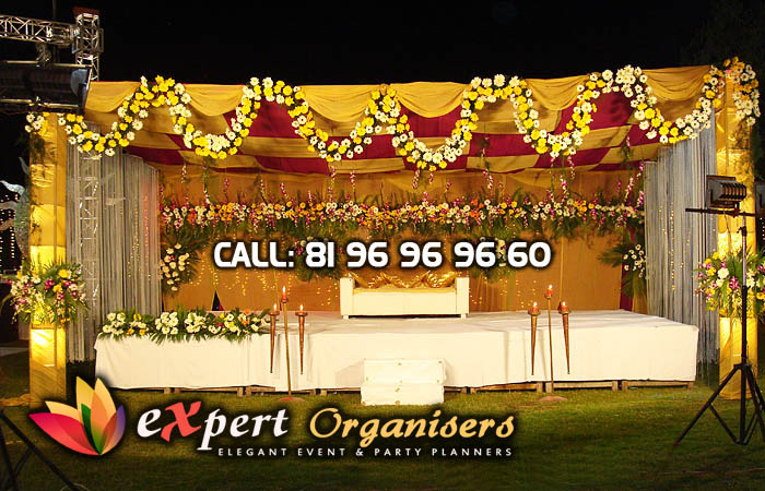 Expert Flower Decorators Chandigarh Theme Decorators Wedding
