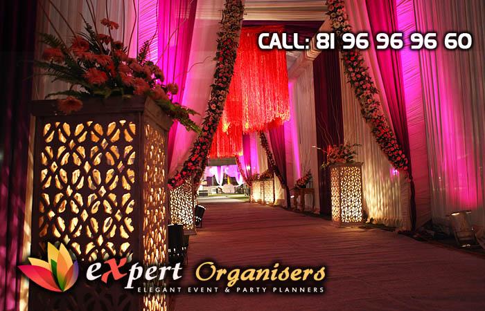 Expert Flower Decorators Chandigarh