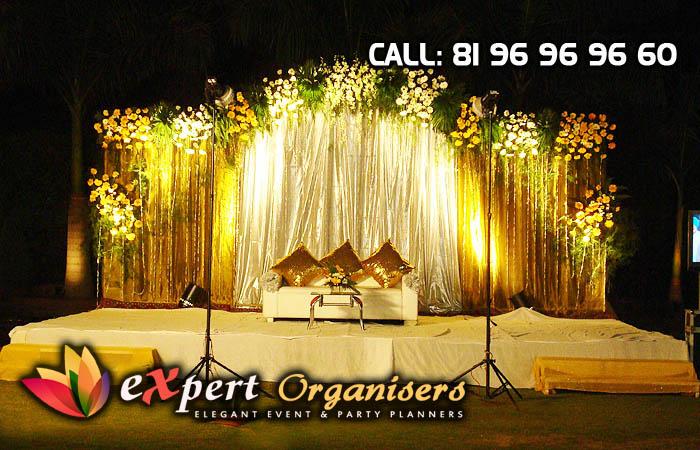 Expert Flower Decorators Chandigarh Theme Decorators Wedding