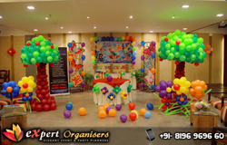 Expert Birthday Planners Chandigarh Balloons Decorators Chandigarh