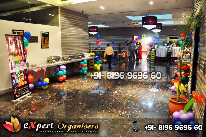 Expert Birthday Planners Chandigarh Best Birthday Decorators
