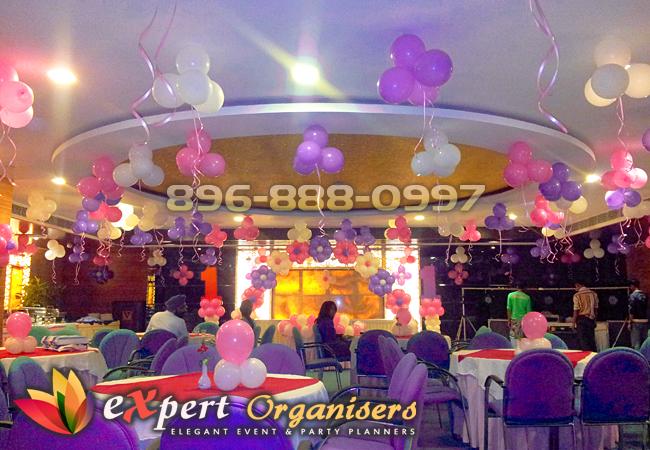Expert Birthday Planners Chandigarh Best Birthday Decorators
