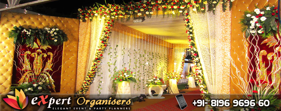 Expert organisers wedding planners in chandigarh best wedding flower decorators chandigarh wedding stage decorators shaadi decorators marriage decoration gate decoration thecheapjerseys Image collections