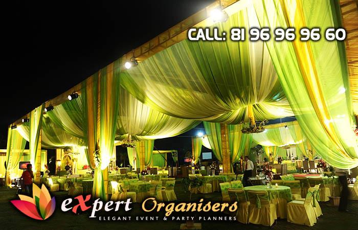 Portfolio Image & Expert Tent Decoration in Chandigarh | Wedding Tent Service Ropar ...