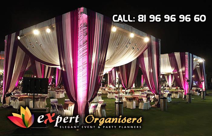 expert tent decoration in chandigarh | wedding tent service ropar