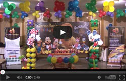 Best Birthday Planners & Decorators in Hotel Aroma, Sector 22 Chandigarh