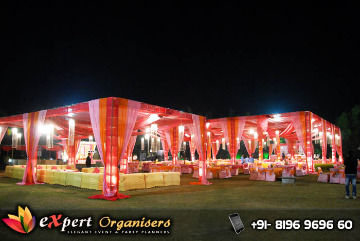 Wedding tent decorators chandigarh mohali ropar & Expert Organisers | Best Wedding Planners Chandigarh | Best ...